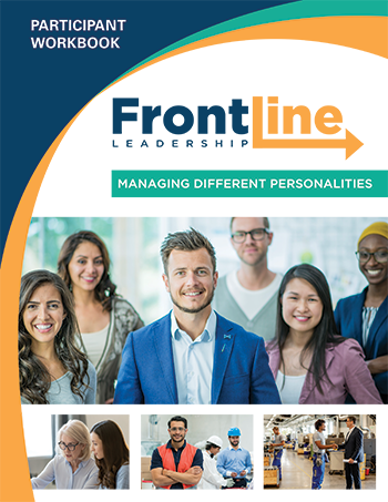 Front Line Leadership - Managing Different Personalities